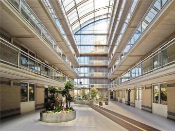 LED verlichting VVE Atrium - Tension Elektrotechniek Hoofddorp Haarlemmermeer