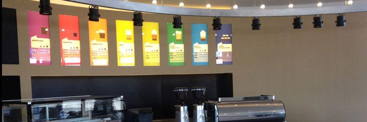 Coffeecompany Circustheater Scheveningen - Tension Elektrotechniek Hoofddorp Haarlemmermeer