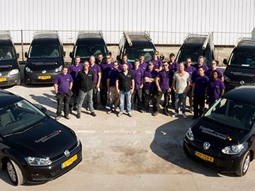 Team Tension Elektrotechniek Hoofddorp Haarlemmermeer